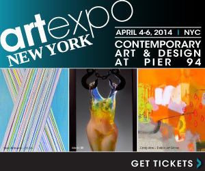 Artexpo New York, April 4-6, Pier 94. Extraordinary contemporary art by thousands of artists, gallery owners & publishers. Parties, education, unveilings & more!